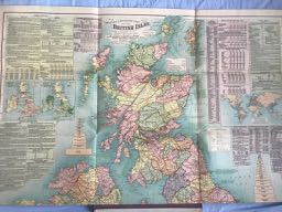 Image for NEW & COMMERCIAL REFERENCE CHART OF THE BRITISH ISLES
