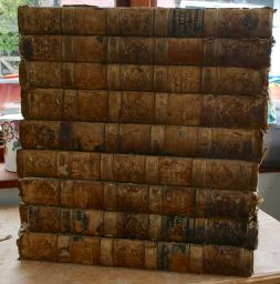 Image for THE WORKS OF SHAKESPEAR 7 Volumes Complete